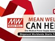 MEAN WELL Power Can Help ! One Medical Power Supply Saves One Life