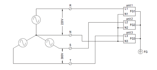 How To Apply Single Phase Power Supply To Three Phase Power System Mean Well Switching Power Supply Manufacturer
