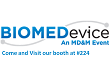 MEAN WELL Showcased Range of Medical Power Solutions at BIOMEDevice Boston 2018