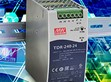 TDR-240 Series  240W Slim 3-Phase Input DIN Rail Power Supply