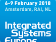 Welcome to ISE in Amsterdam RAI from 6-9 February 2018