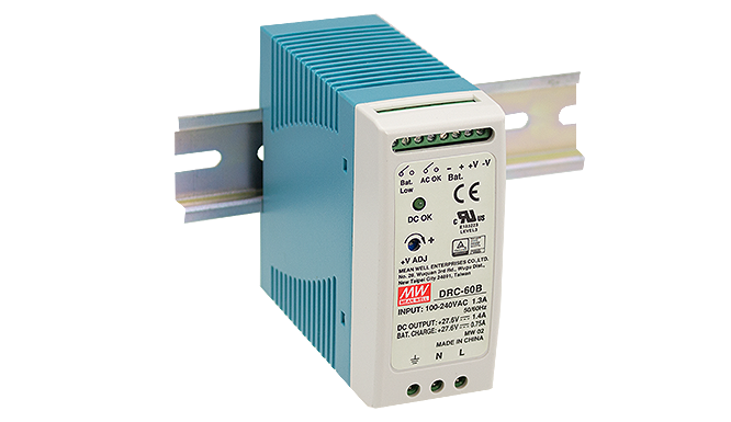 Mean Well TP-75C //-15V 5V 0.5A 2.5A 6A 75W Triple Output with PFC Function Power Supply PowerNex