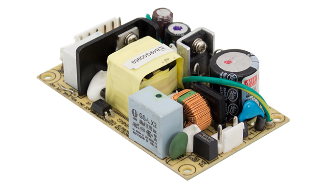 Mean Well SP-240-12 AC-DC Enclosed Power Supply
